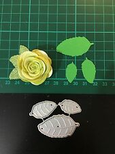 Leaf Cutting Die for Sizzix Spellbinders Etc. Machine