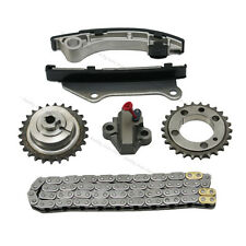 FOR NISSAN PATROL NAVARA Elgrand Urvan Terrano Atleon ZD30DDTI TIMING CHAIN KIT