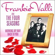 Working My Way Back to You by Frankie Valli & the Four Seasons (CD) LIKE NEW!
