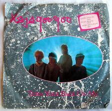 Single (s) - Turn your back on me / The Pump Rooms of bath - Kajagoogoo (K)