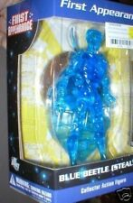 DC DIRECT FIRST APPEARANCE STEALTH BLUE BEETLE MIB