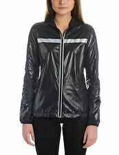 New Balance WRJ0316 Women's Jacket Size Small Black Brand New #4358