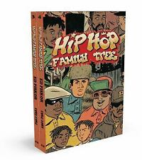 HIP HOP FAMILY TREE 1883-1985 SET NEW PAPERBACK BOOK