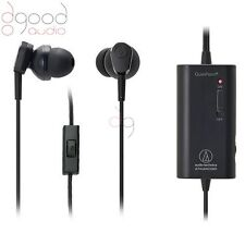 Audio Technica ATH-ANC33iS Quiet Point Active Noise Cancelling In Ear Headphones