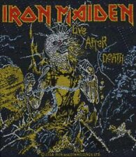"Iron Maiden "" Live after Death "" Parche/parche 600844 #"