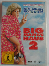 Big Mama`s Haus 2 - Die falsche Mama ist echt cool - Martin Lawrence, Alarmstufe