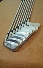 Titleist 681 Forged Iron Set 3-PW Right handed Great Used Condition See Pictures