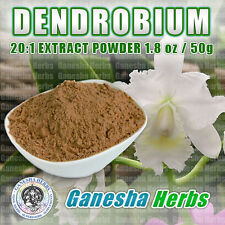 100% PURE  DENDROBIUM 20:1 EXTRACT POWDER 1.8 oz / 50 g