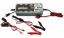 Noco Genius G7200 Compact Smart Battery Charger 12v/24 7.2A RV Trailer Truck