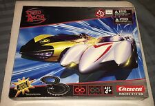 Carrera Racing System - Speed Racer - 1:43 Scale Slot Racing System - UNTESTED