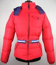 Lacoste Live plumifero Down Jacket señora chaqueta capucha talla L nuevo con etiqueta