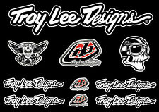 Troy Lee Designs Bike Bicycle Frame Decals Stickers Graphic Adhesive Set Vinyl