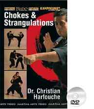 CHOKES AND STRANGULATIONS with Dr. Christian Harfouche