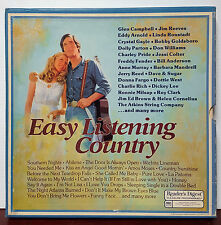 """Easy Listening Country 1980 RCA / Reader's Digest 12"""" 33 RPM 8 LP Box Set (NM)"""