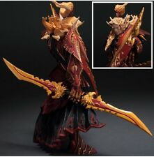 WOW WORLD OF WARCRAFT BLOOD ELF PALADIN QUIN'THALAN SUNFIRE ACTION TOY FIGURE