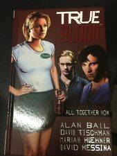 TRUE BLOOD VOL. 1 ALL TOGETHER NOW IDW FIRST EDITION HC GN NEW HBO TV SHOW 1