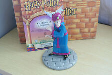 PROFESSOR QUIRRELL HPFIG15 Royal Doulton Harry Potter Figurine