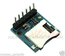 SD Card Module Reader Slot Socket For Arduino ARM MCU Read And Write SPI