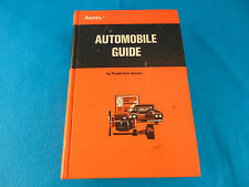1966 Copyright Audel Automobile Guide Repair Basics Ford Dodge GM Buick Chevy