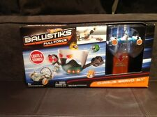 Hot Wheels Ballistiks Full Force Charlie Bravo 6.1 Automated moving target NIB