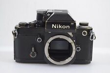 NIKON F2 PHOTOMIC BLACK SLR CAMERA BODY, TESTED, GOOD USER, BARGAIN