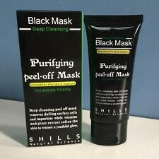 Blackhead Remover Deep Cleansing Purifying Peel Acne Black Mud Face Mask SHILLS