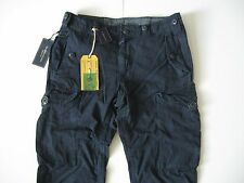 POLO RALPH LAUREN Men's Navy Straight-Fit Canadian Ripstop Cargo Pants 36x30
