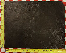 "AUTHENTIC HORWEEN BROWN BRANDY PRINT DUBLIN LEATHER 5 OZ. 21""x21"" 1st QLTY"