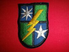 Vietnam War Beret Patch US RANGER 75th INFANTRY Regiment