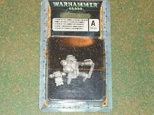 WARHAMMER 40K LEGION OF THE DAMNED MIT SPEZIALWAFFE OVP