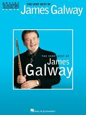 The Very Best of James Galway Flute Transcriptions Artist Books Book N 000672582