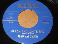 Reno And Smiley: Black And White Rag / Dill Pickles 45