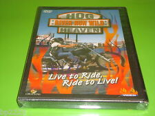 HOG HEAVEN-RIVER RUN WILD-The Choppers, The Parties- NEW DVD FREE SHIPPING