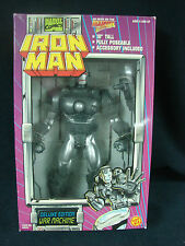 "Iron Man War Machine Deluxe Edition Figure 10"" Marvel Comics 1994"