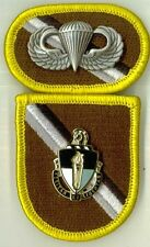 SPECIAL WARFARE WARRANT OFFICERS SCHOOL - INSIGNIA SET  - OPERATIONS FORCES