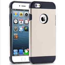 COOL New Slim Armor case With Logo Cut Soft+Hard Back Cover for Apple Iphone 5C
