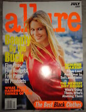 Vtg Allure 7/1997 Christy Turlington Charlize Theron  Kate Moss Terry Richardson