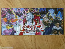 Yu-gi-oh Legendary Collection 5D's Playmat - Hard Board New FREE UK Postage