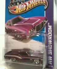 2013 Hot Wheels SUPER TREASURE HUNT '72 FORD RANCHERO - Real Riders Uncirculated