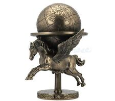 Pegasus Carrying The World Statue Greek Mythology Sculpture Figure