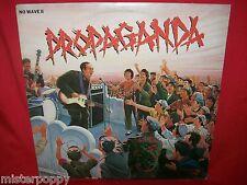 PROPAGANDA No Wave II Live LP 1979 HOLLAND MINT- The Police Squeeze Joe Jackson
