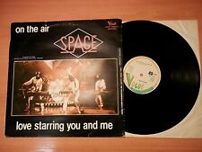 "SPACE ON THE AIR / LOVE STARRING vinyl 12"" from Portugal - Daft Punk inspiration"