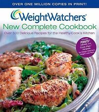 Weight Watchers New Complete Cookbook (2006, Ringbound, Revised)