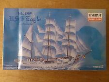 1:350 Minicraft no. 11303 Alto Ship USS Eagle (USA). Kit. conf. orig.
