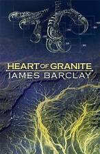 SCIENCE FICTION. Heart of Granite by James Barclay (Paperback, 2016)