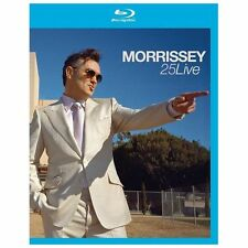 Morrissey: 25 - Live (Blu-ray Disc, 2013)