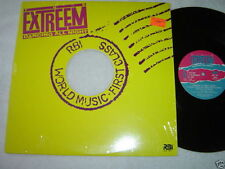 """THE EXTREEM Dancing All Night 12"""" VINYL MAXI SINGLE LP Made in USA RARE NM/NM"""