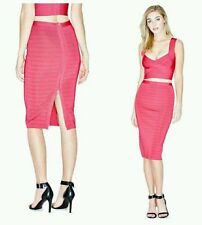 GUESS BY MARCIANO SHILOH BANDAGE PENCIL SKIRT
