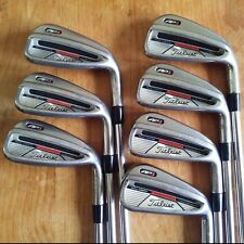 Titleist AP1 Iron Set 4-PW, Regular Flex Steel Dynamic Gold High Launch R300!
