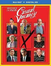 Casual Vacancy (Blu-ray Disc, 2015) w/slipcover